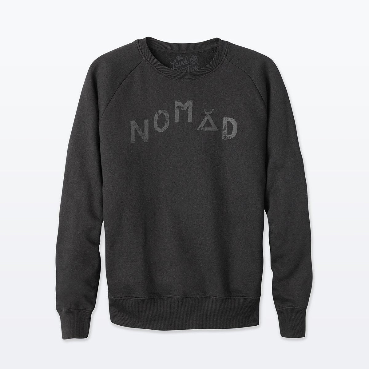 The Level Collective | Nomad Sweatshirt | Cotton Jumper | Logo Sweater | Stargazer