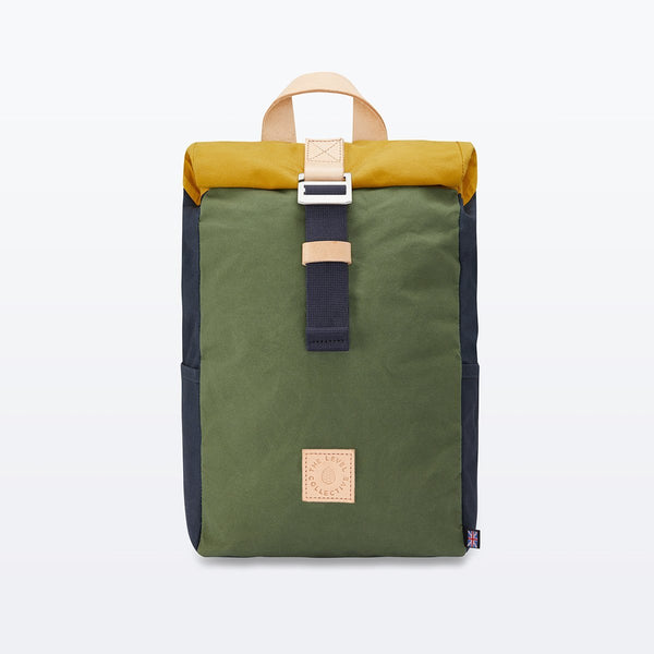 The Level Collective | Winnats Rolltop | Hiking Rucksack | Wild One