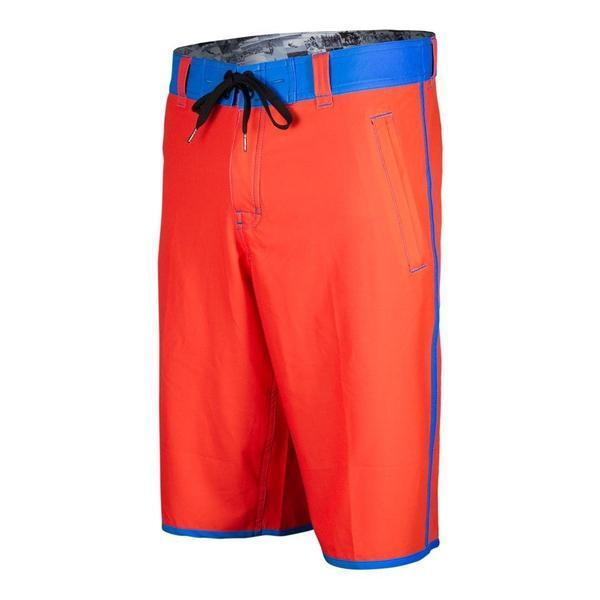 tshOtsh Men's Daily Orange Board Shorts front