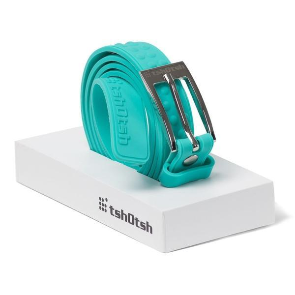 tshOtsh Slim Splash Belt - Turquoise