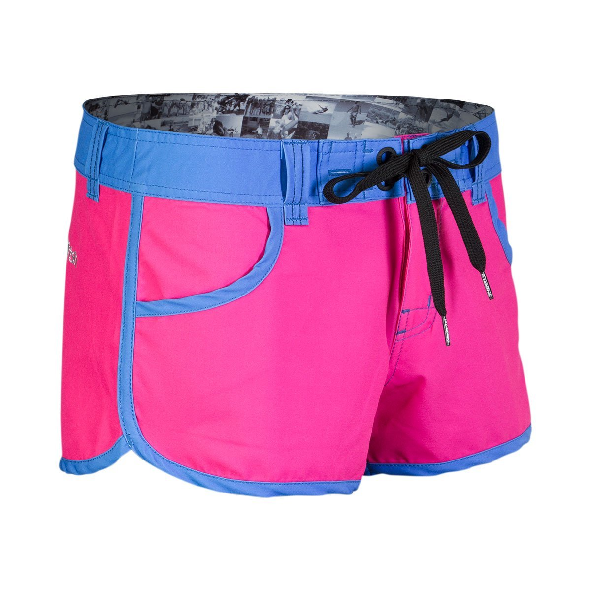 tshOtsh | Women's Daily Pink Board Shorts | Kitesurfing Board shorts