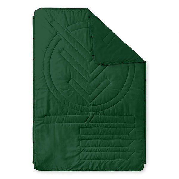 Ripstop Pillow Blanket Voited V20UN01BLPBCEDE Blankets One Size / Eden Green