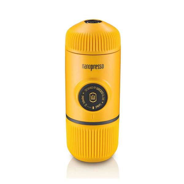 Nanopresso Wacaco NANOYL-18 Coffee Maker One Size / Yellow Patrol