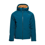 0710-M-BLACK, Yeti, Men's Reese Down Insulated Shell Jacket, Black, Waterproof Down Jacket
