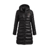 YC003B0SK1, Yeti, Women's Faith Lightweight Down Coat, Black, Insulated Down Jacket