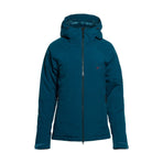 0760-S-ARCTICNIGHT, Yeti, Women's Rhonga Down Insulated Shell Jacket, Arctic Night, Waterproof Down Jacket