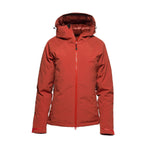0760-S-CRANBERRY, Yeti, Women's Rhonga Down Insulated Shell Jacket, Cranberry, Waterproof Down Jacket