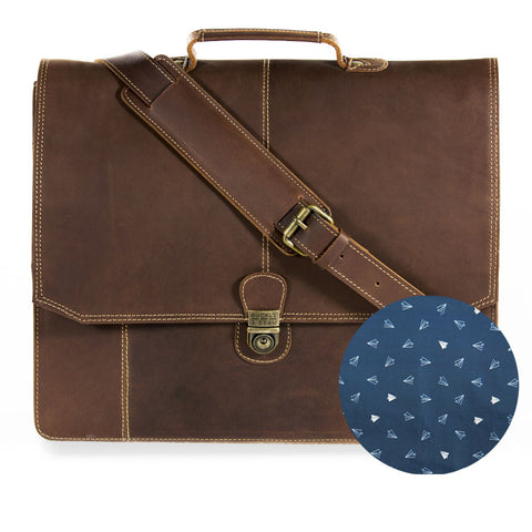 "MESSENGER BAG - SIERRA 15"" - DOTS"