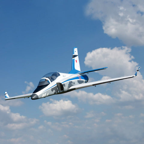 Eflite Viper Jet with  70mm 12 blade fan , AS3X and SAFE BNF