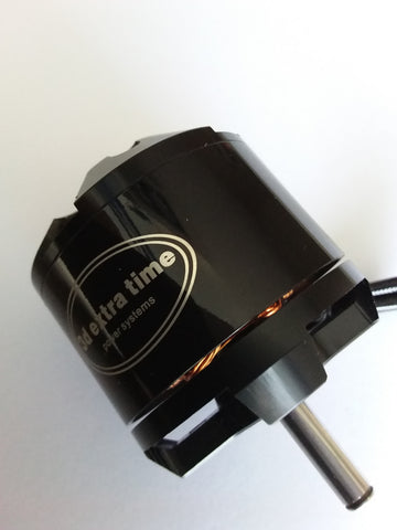 Power 40-750 KV Brushless outrunner
