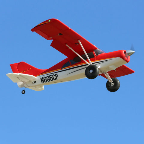 Eflite Maule M-7 1.5m BNF Basic with AS3X and SAFE Select