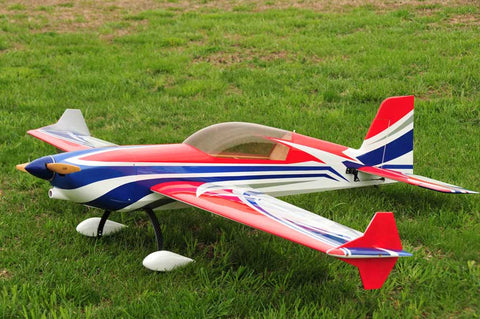3D Hobby Shop Extra 330 LT Red blue