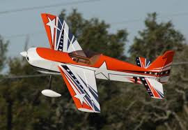 "3DHS 3D Hobby Shop 89"" AJ Slick orange arf"