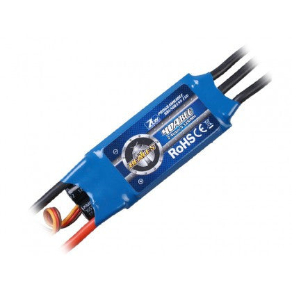 ZTW BEATLES SERIES 40A BRUSHLESS ESC W/ 3A BEC