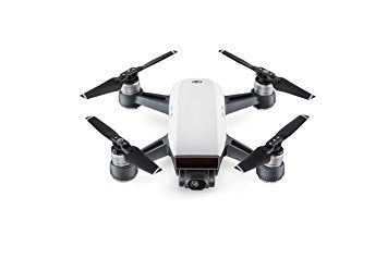 PROMO  DJI Spark RTF fly more combo with remote controller (Alpine White)