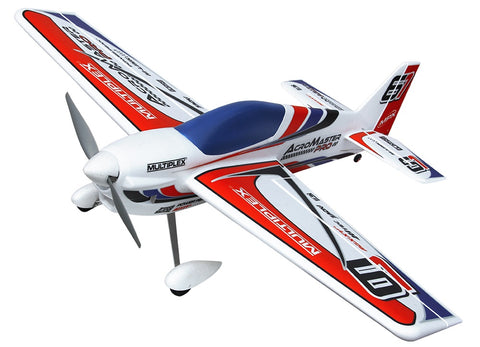 Multiplex Acromaster pro RR RED/BLUE