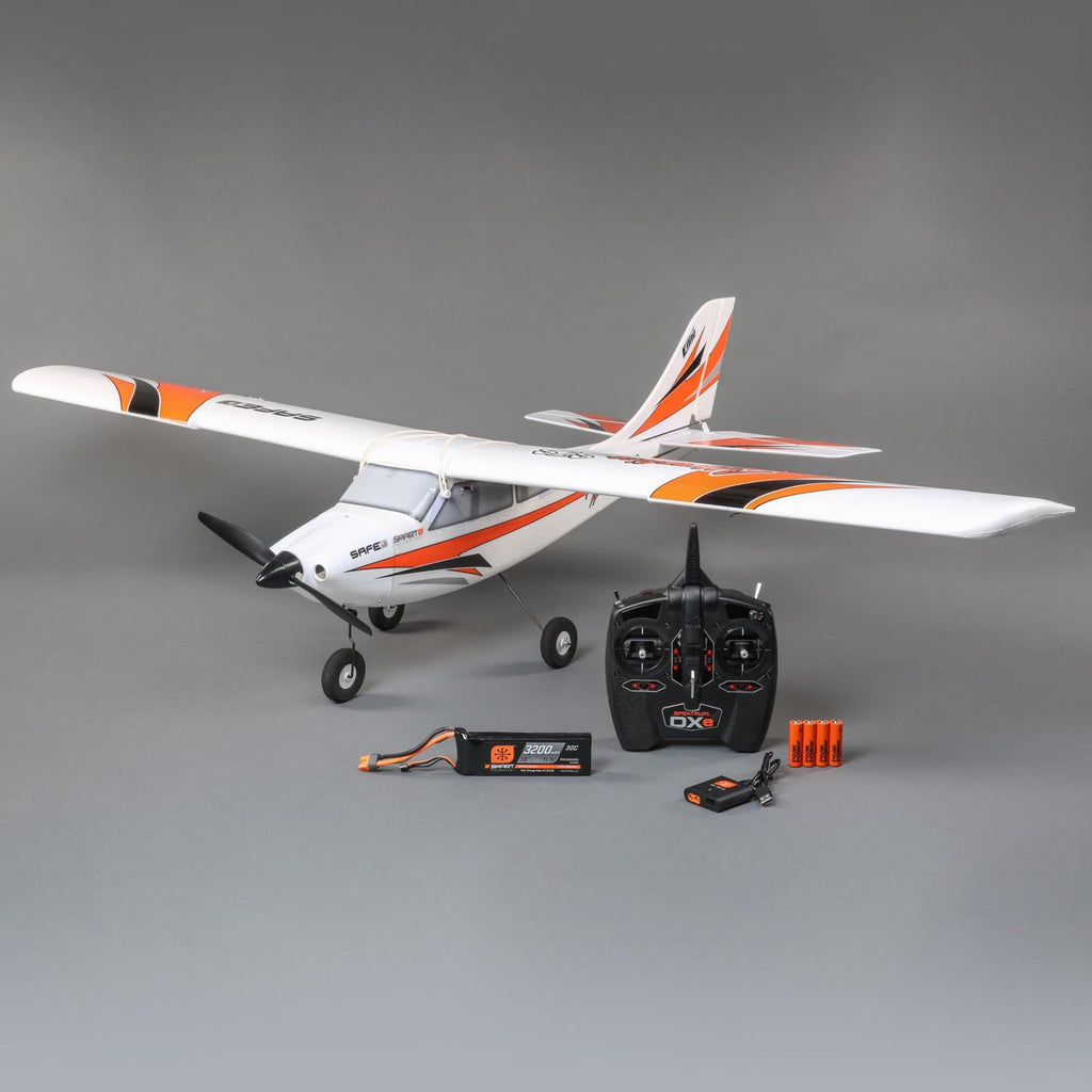 Eflite Apprentice STS 15e Smart trainer with SAFE 1.5m RTF ( DXe Transmitter)