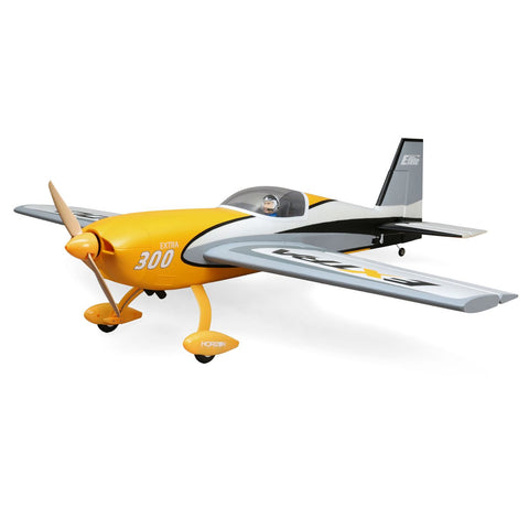 Eflite Extra 300 3D 1.3m BNF Basic As3X SAFE SELECT