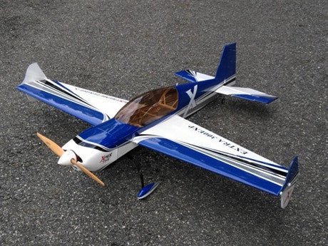 "Extreme Flight 52"" Extra Blue/white scheme - ARF"