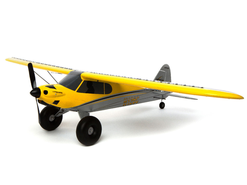 Hobbyzone Carbon Cub S+ 1300mm BNF SAFE