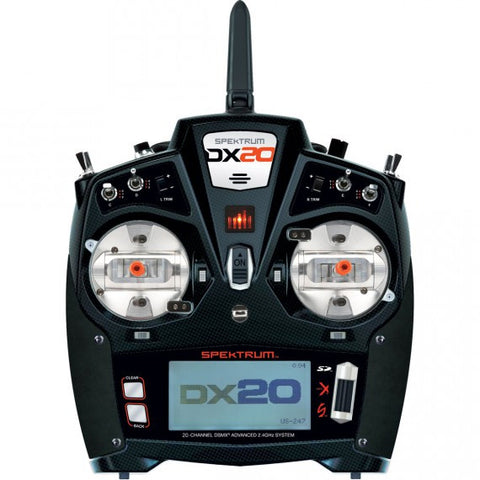 Spektrum DX20 20 Channel