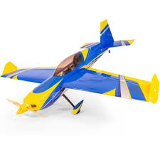 "Extreme Flight 48"" Edge V2 Blue/yellow scheme - ARF"