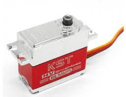 KST BLS 825 MG coreless  HV full size servo 35kg