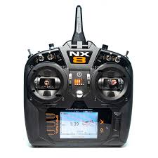 Spektrum NX 8 transmitter (8 channel transmitter)