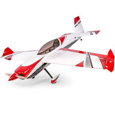 "COMBO Extreme Flight ""60 Edge v2 Red with XPWR 22cc / Hobbywing 100A v3 / xoar 16x8"