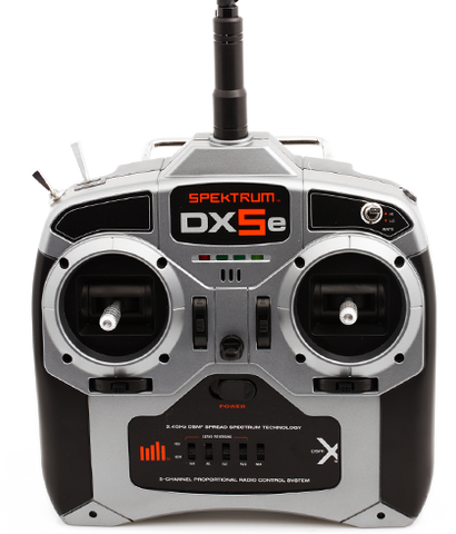 Spektrum DX5e  (with AR610)