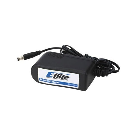 Eflite AC to 6V 1.5 Amp power supply EU (for eflite 1s charger)