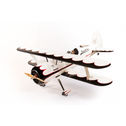 Legacy Aviation Muscle bipe '54 white/ black scheme