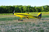 "Legacy Aviation ""44 Turbo Duster - yellow  scheme - ARF"