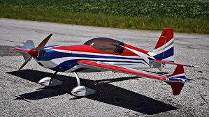 "3D Hobby Shop 75"" Extra 300 - ARF Red Blue White scheme"
