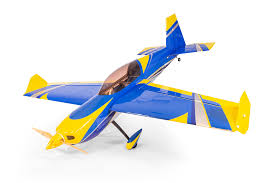 "COMBO Extreme Flight ""60 Edge v2 blue with XPWR 22cc / Hobbywing 100A v3 / xoar 16x8"