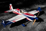 "Extreme Flight 74"" Slick 580 EXP Blue/white/red scheme - ARF"