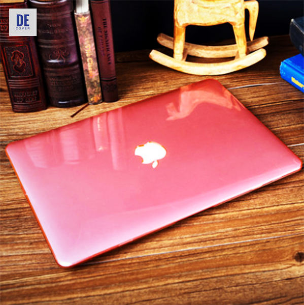 New! MacBook 晶透系列保護殼 (MacBook Air/MacBook Pro & Retina系列) - DE Cover