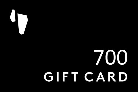 Gift Card 700