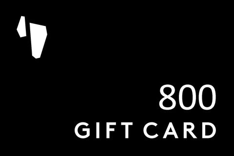 Gift Card 800