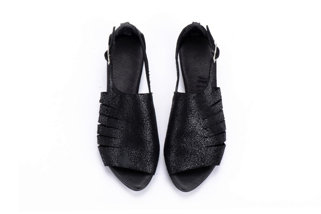 Jolie - Black - Abramey Shoes
