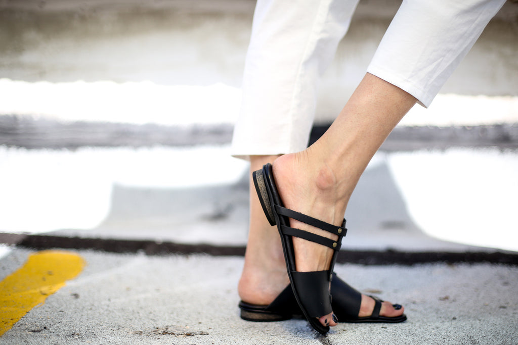 Jule - Black - Abramey Shoes