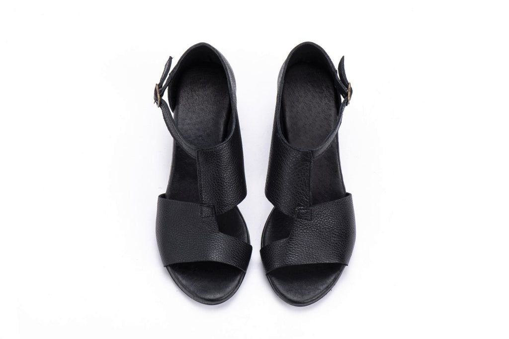 Uma - Black - Abramey Shoes