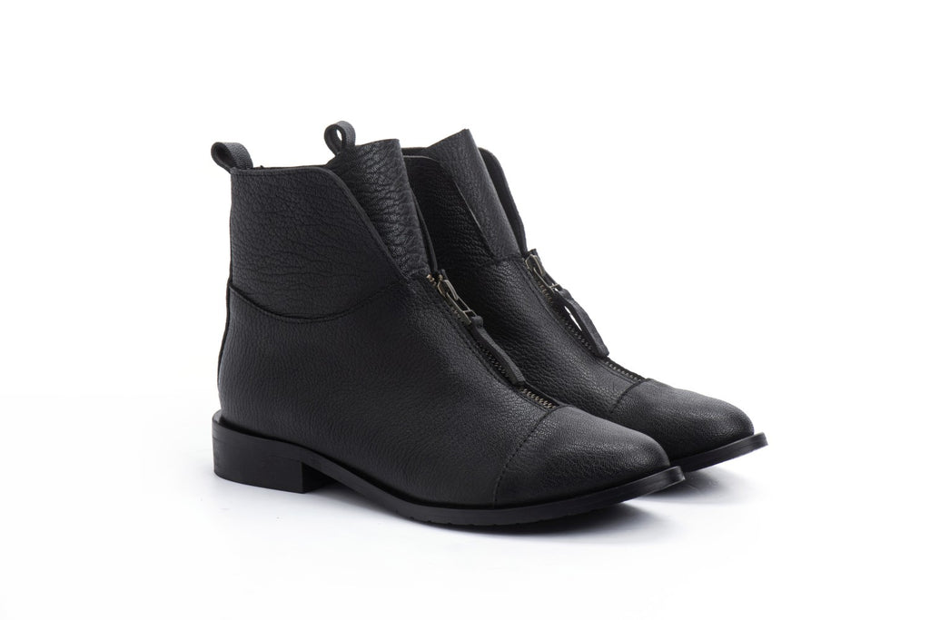Allegra - Black - Abramey Shoes