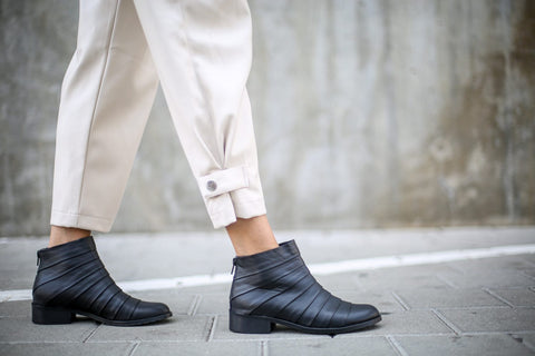 Carlla - Black - Abramey Shoes