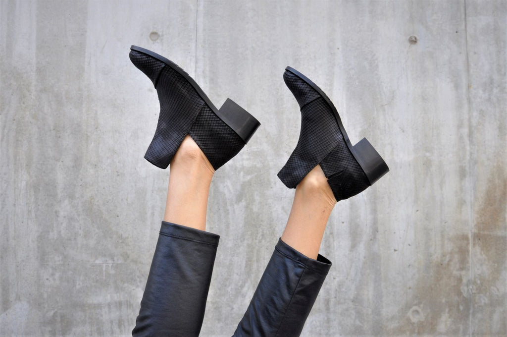 Francesca- Black - Abramey Shoes