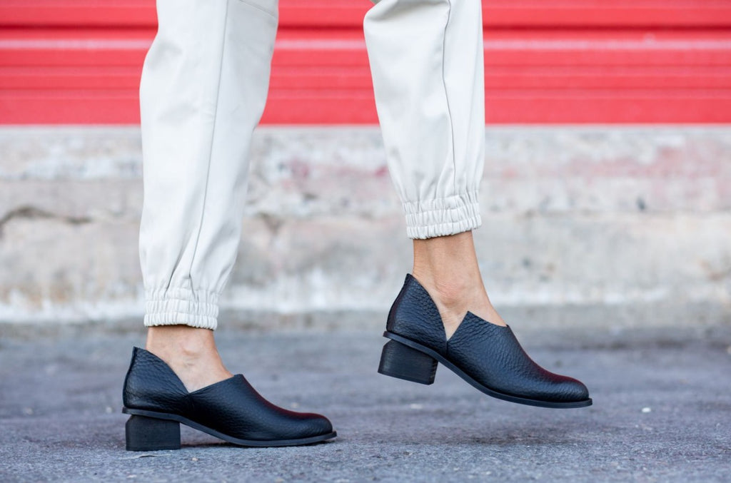 Nicola - Black - Abramey Shoes
