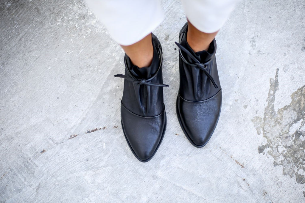 Viola - Black - Abramey Shoes