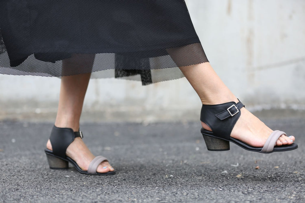 Chloe - Black - Abramey Shoes