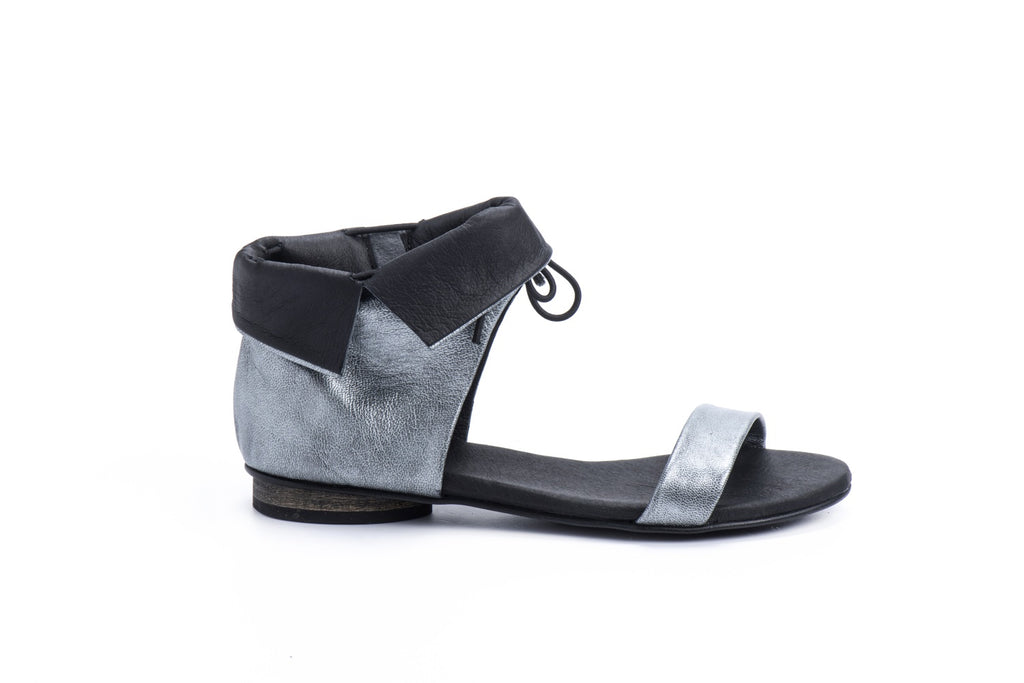 Delphin - Silver - Abramey Shoes