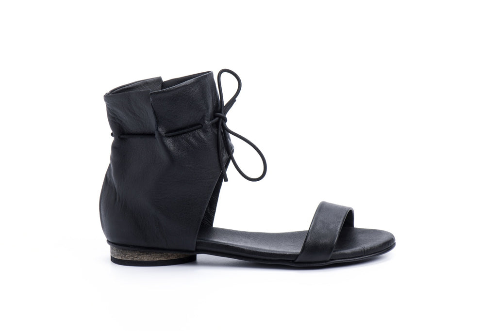 Delphin - Black - Abramey Shoes